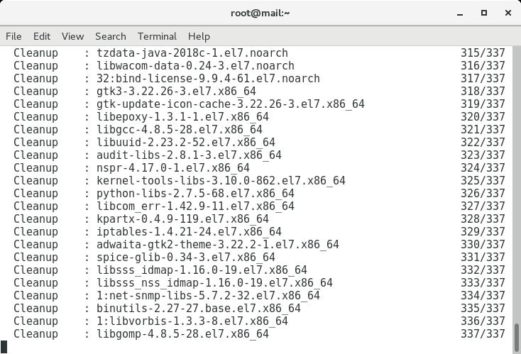 CentOS7.3安装部署iRedMail邮件服务器